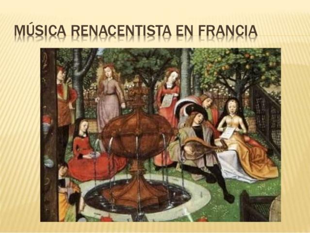 Música Renacentista Francesa