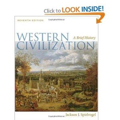 Western Civilization II: The Greatest Hits  timeline