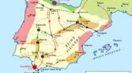 La Peninsula Iberica en La Edad Media : AL -ANDALUZ (711-1474) timeline