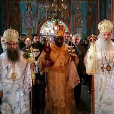 History of the Genuine Orthodox Church timeline