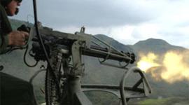 Vietnam War Weapons timeline
