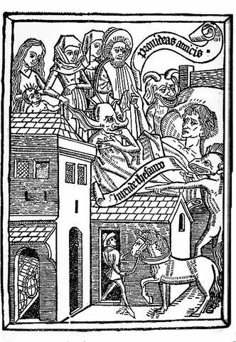 La xilografía siglo XIII D.C.