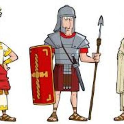 Edat Antiga per Alba Aceijas timeline