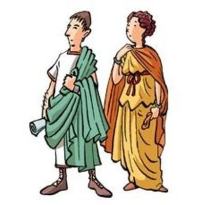 Edad antiga per oriol inglés timeline