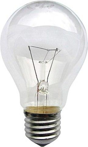 La bombilla de luz