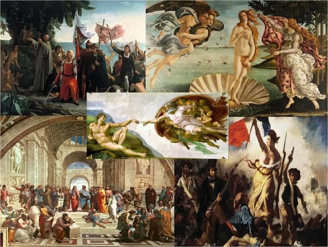 Edad Moderna y sus antecedentes timeline | Timetoast timelines
