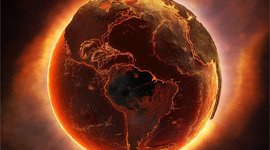 La Formación De La Tierra (4500 Millones de Años) timeline