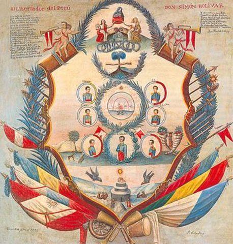 Normativa de la Gran Colombia