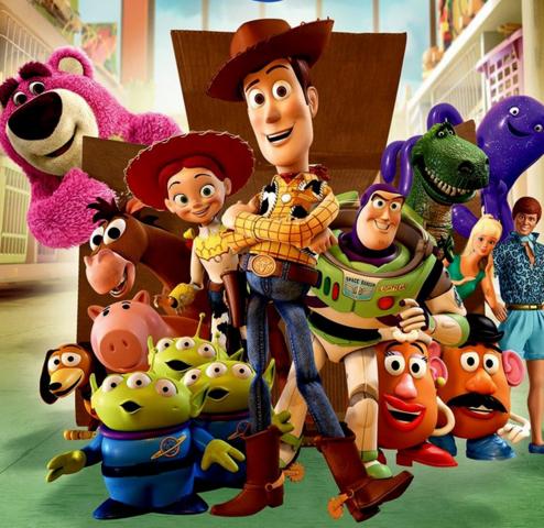 Toy Story 3 wins Oscar