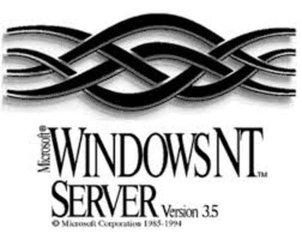 WINDOWS NT 3.5 SERVER