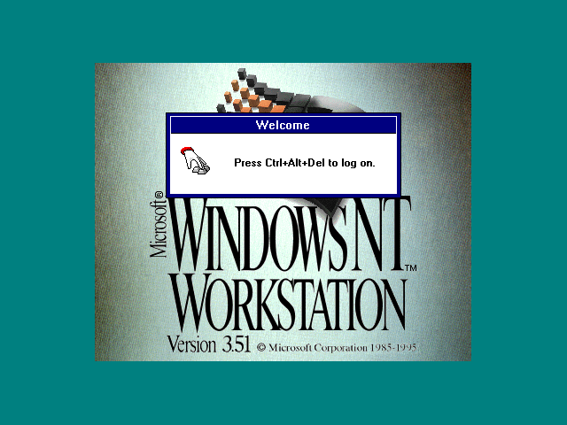 WINDOWS NT 3.5.1 SERVER