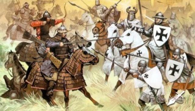 Els turcs ocupen Bagdad
