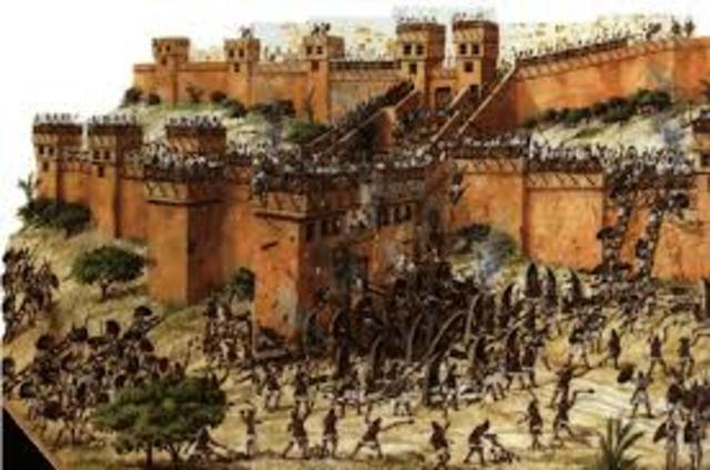 Los Babilonios 2000-1700 A.C.
