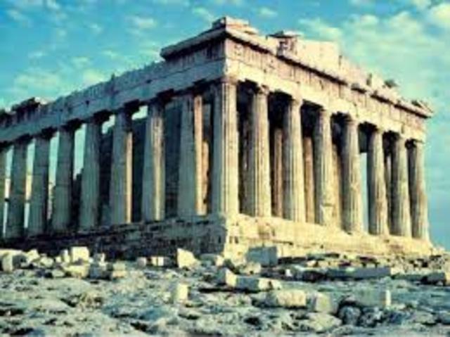 Los Griegos 500-200 A.C.