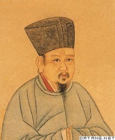 Chang Tsai