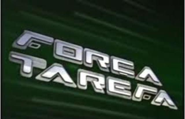 FORÇA TAREFA - 2 TEMP