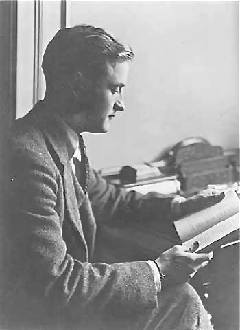 Scott Fitzgerald Drops Out