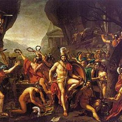 the battle of thermopylae timeline