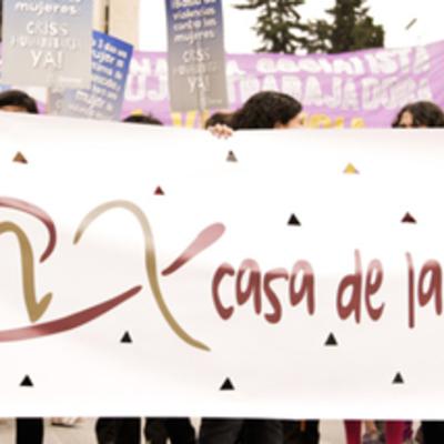 Feminismos en Colombia timeline