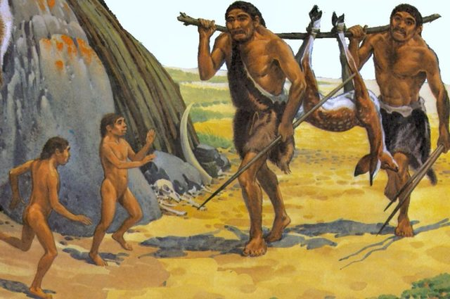 Tiempos prehistóricos