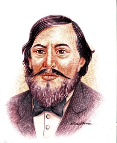 José Santos Guardiola (1856-1862)
