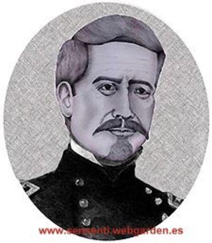 José María Medina(1863, 1864-1872)