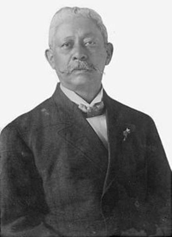 Manuel Bonilla (1903-1907, 1912-1913)