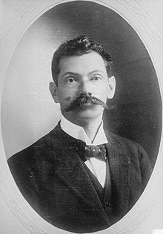 Francisco Bertrand (1911-1912, 1913-1915)