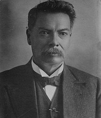 Alberto Membreño (1915-1919)