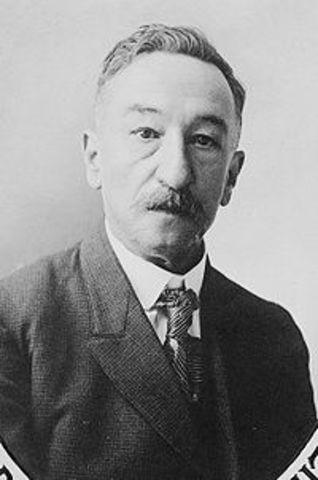 Rafael Lopez Gutierrez (1920-1924)