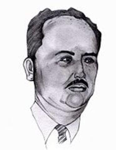 Oswaldo Lopez Arellano (1963-1971, 1972-1975)