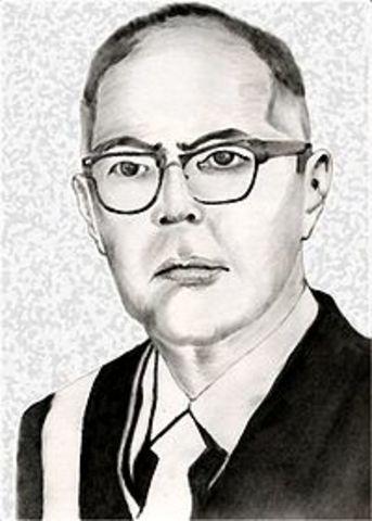 Ramon Ernesto Cruz (1971-1972)