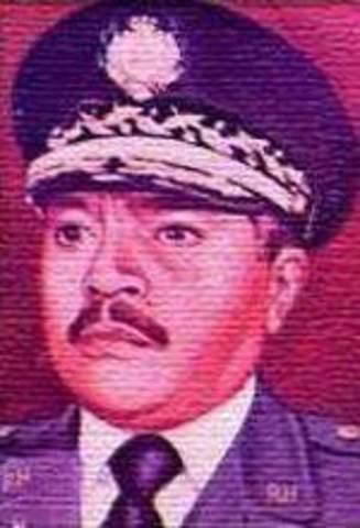 Juan Alberto Melgar Castro (1975-1978)