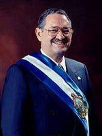 Carlos Roberto Reina (1994-1998)