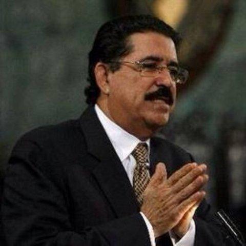 Manuel Zelaya 27 de enero de 2006-28 de junio de 2009