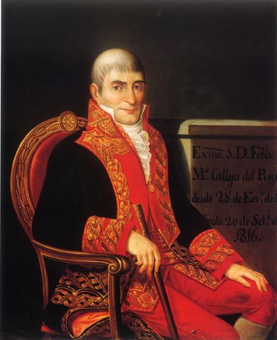 Félix María Calleja
