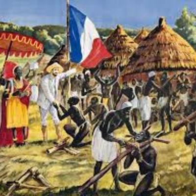 Les ecrivains et la colonie: les mensonges de l'histoire timeline
