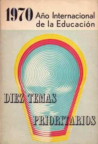 Año Internacional de la Educación por la Organización de las Naciones Unidas