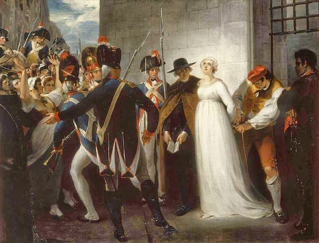 Execution of Marie Antoniette