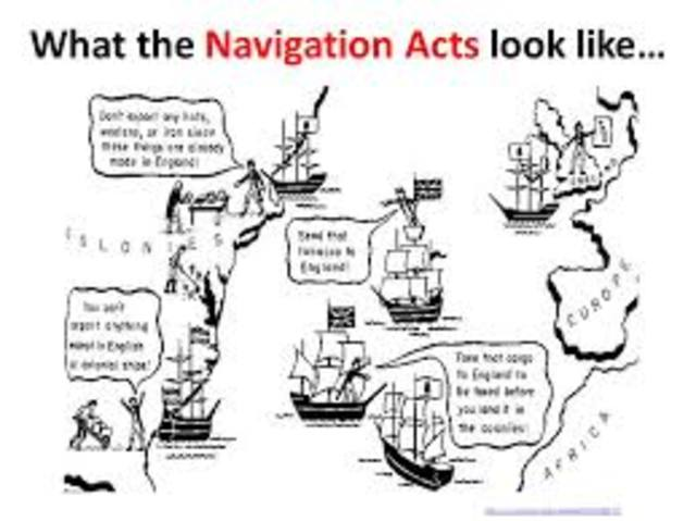 Navigation Acts