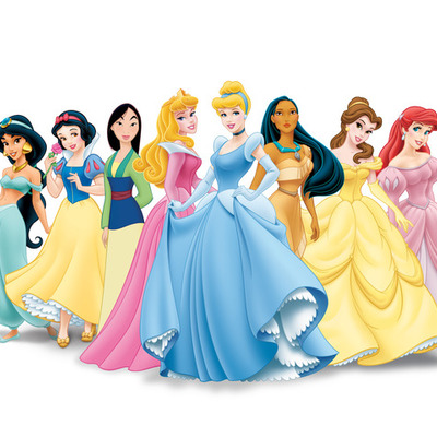 Disney Princess Timeline