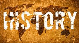 Geschiedenis tijdbalk timeline