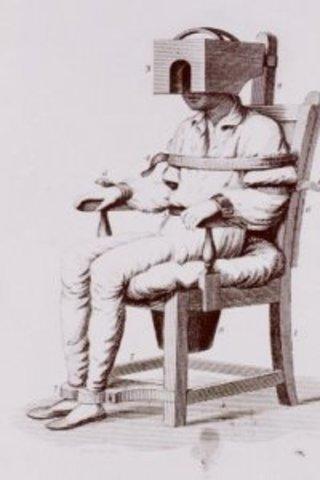Se inventa la silla tranquilizadora