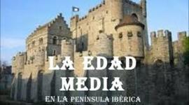 EDAD MEDIA EN LA PENÍNSULA timeline