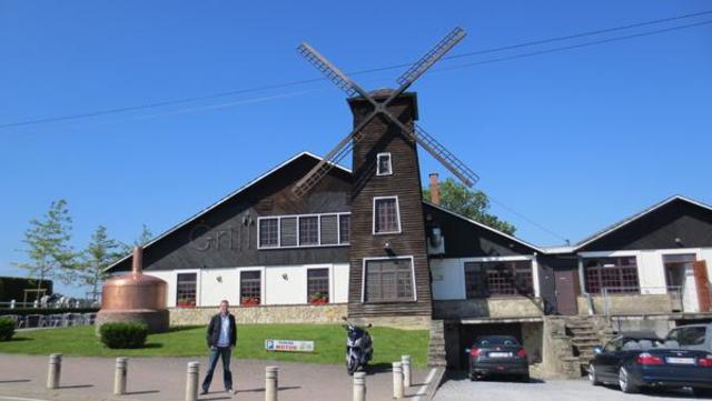 L'Auberge/Brasserie des Fagnes (Mariembourg)