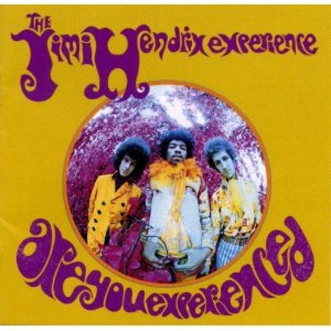 Jimi Hendrix- Purple Haze