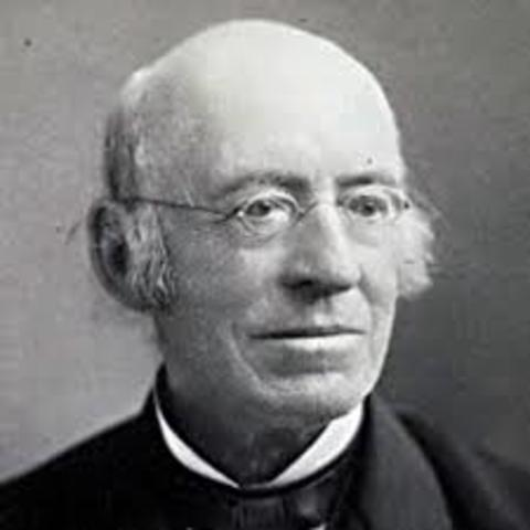 The adventures of William Lloyd Garrison