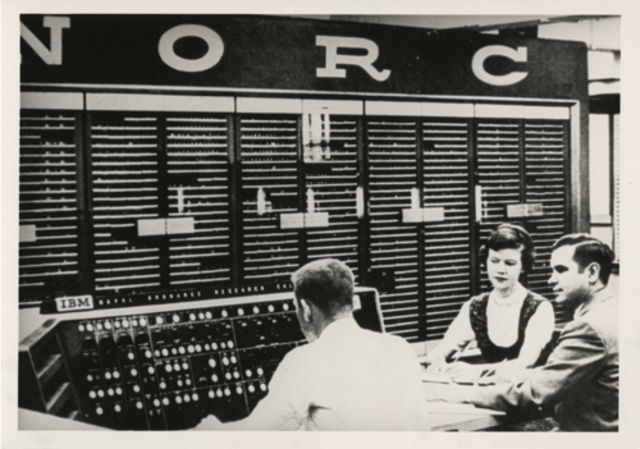 IBM NORC (Naval Ordnance Research Calculator)