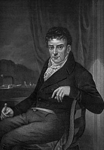 Robert Fulton the Invention Stealer