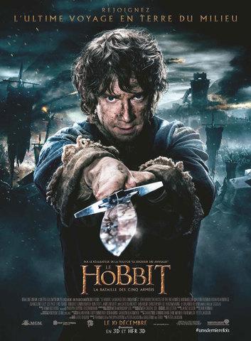 Le Hobbit (La bataille des Cinq Armées)